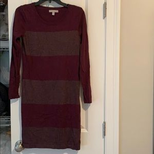 Banana Republic light sweater dress